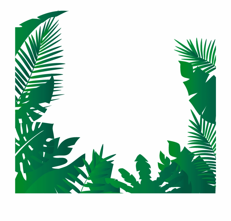 Jungle Background Clipart.
