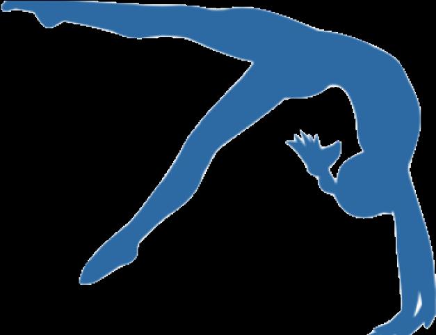 Gymnastics Clipart Back Handspring.