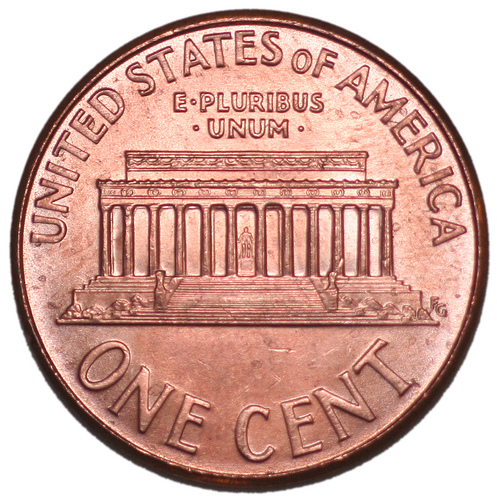 1147 Penny free clipart.