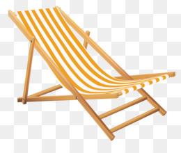 Beach Chair PNG.
