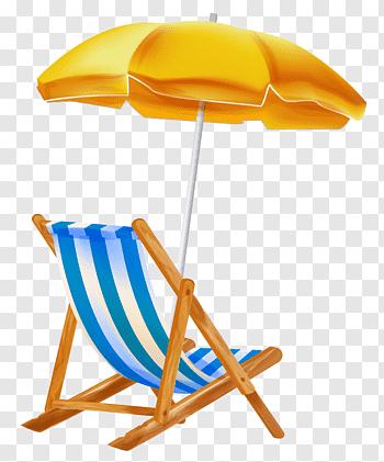 Wooden folding chair, Chair Beach Strandkorb Icon, Beach.