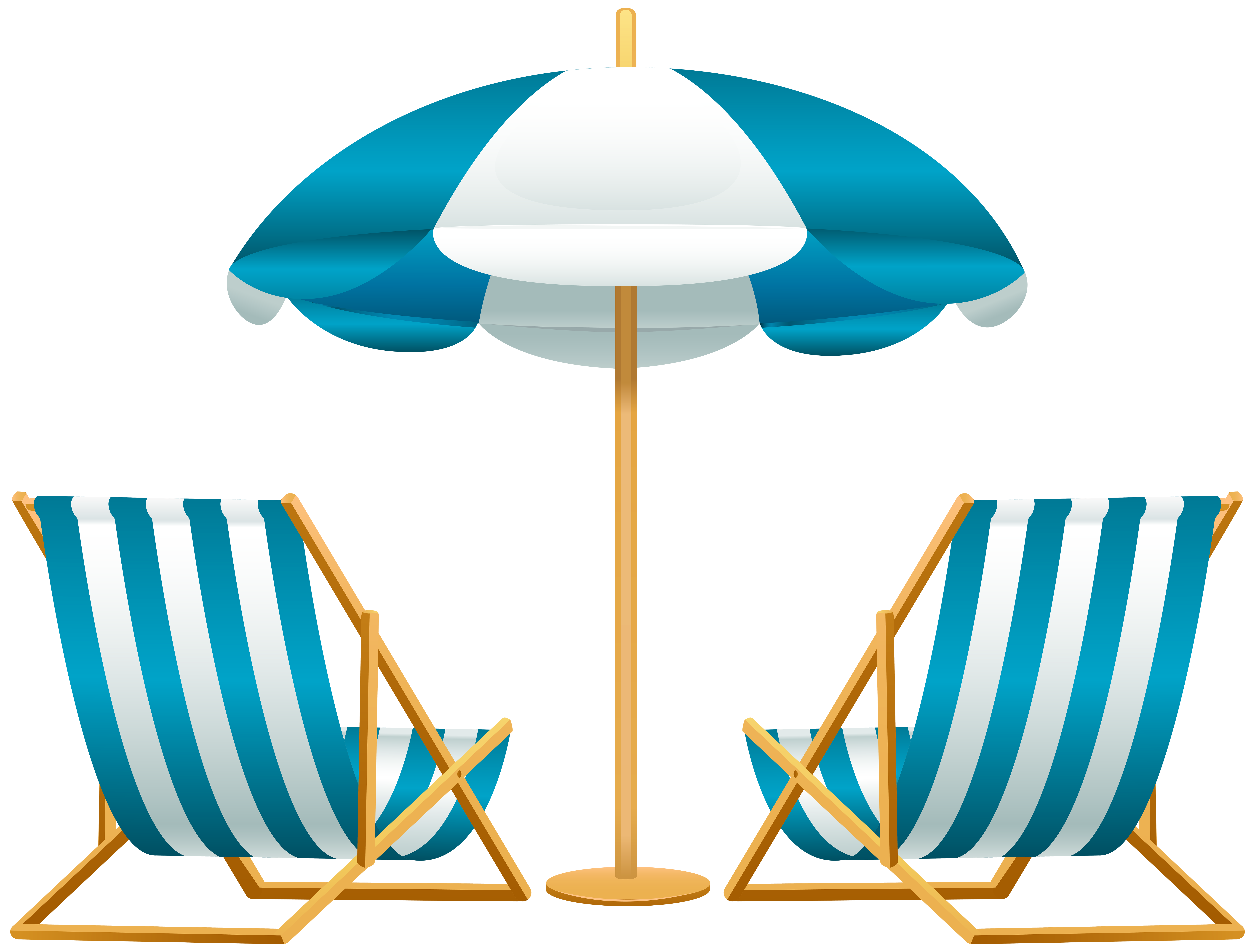 Free Beach Chair Silhouette, Download Free Clip Art, Free.