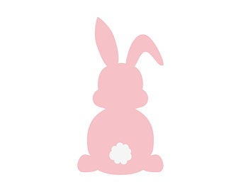 Download for free 10 PNG Back clipart bunny top images at.