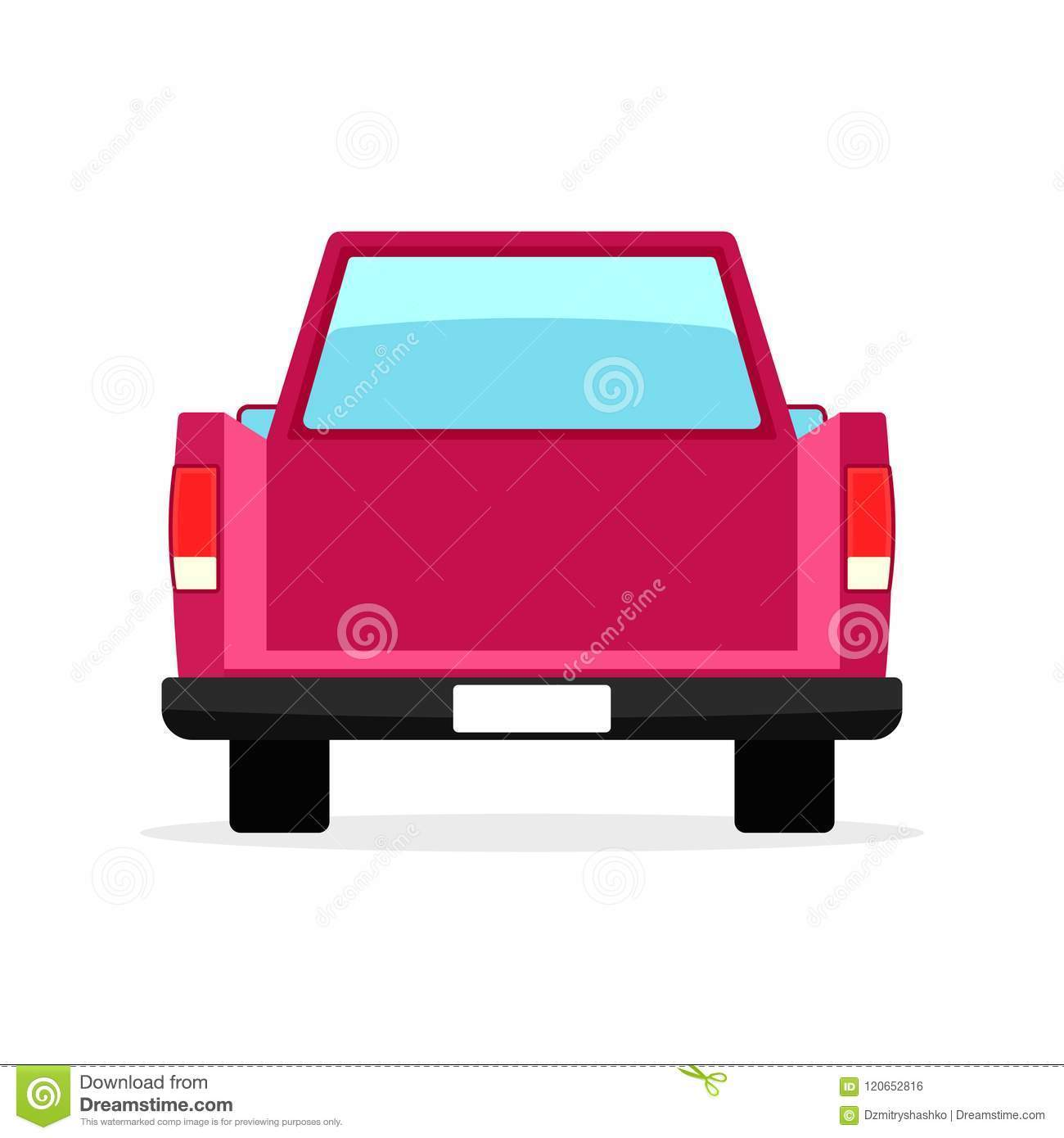 Car clipart back view 4 » Clipart Portal.