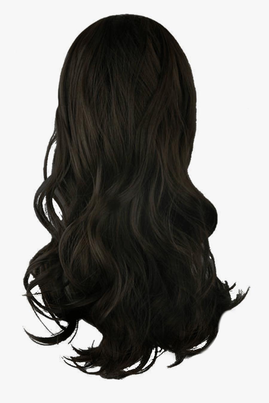 Curly Hair Clipart