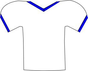 Free Football Jersey Clipart Black And White, Download Free.