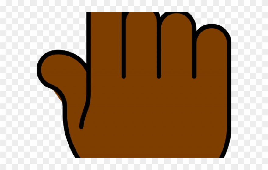 Fingers Clipart Back Hand.