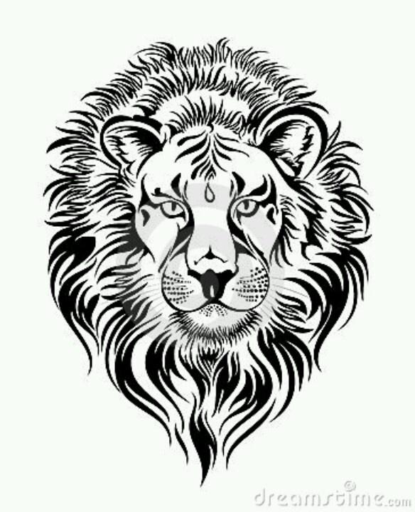 Free Lion Head Roaring, Download Free Clip Art, Free Clip.