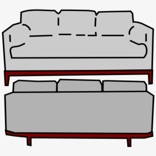 Back Of Couch Png.