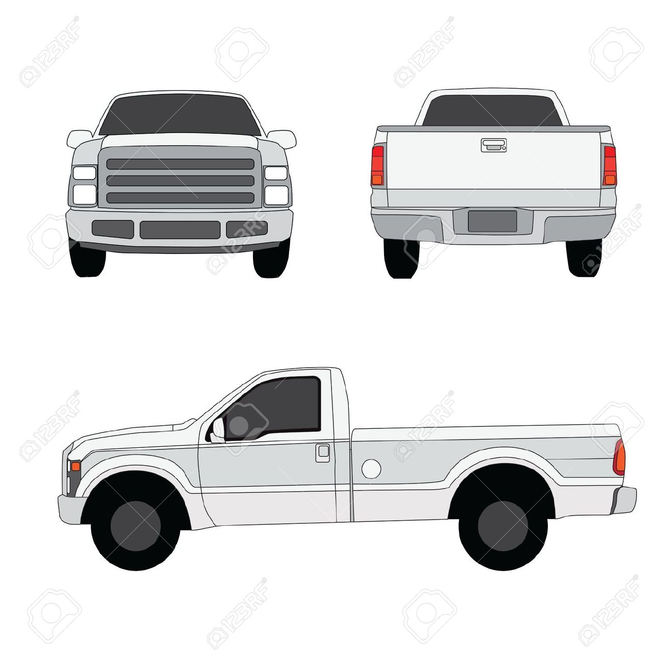 back of pickup truck clipart clipground pickup truck clipart free pickup truck clipart for sublimation