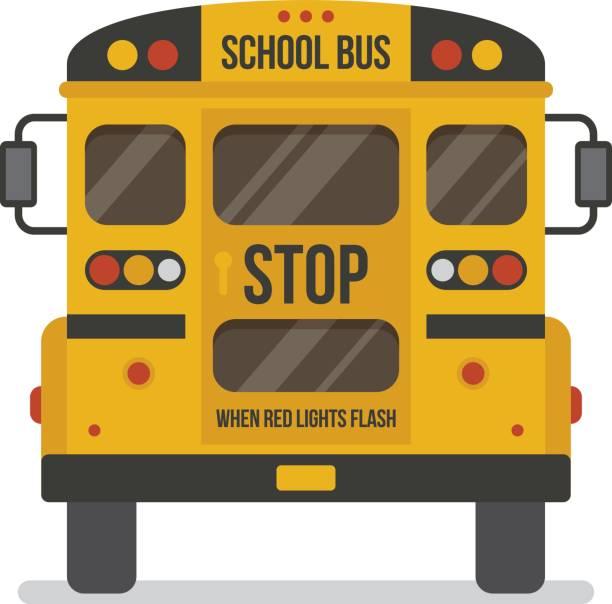 Top 60 School Bus Clip Art Vector Graphics And Illustrations IStock.