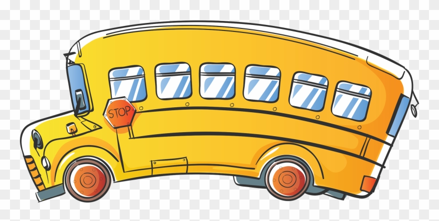 Back To School Bus Clipart 15 Free.