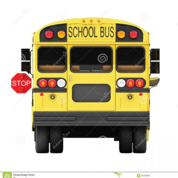 School Bus Back Clipart within Back To School Bus Clipart.