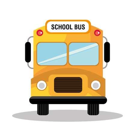 25,307 School Bus Cliparts, Stock Vector And Royalty Free School Bus.