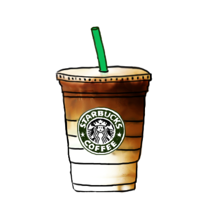 Starbucks Cup Clipart.