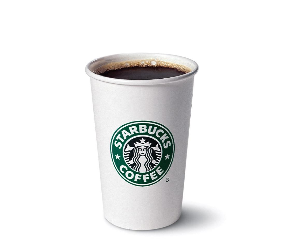Starbucks Coffee Cups Clipart.