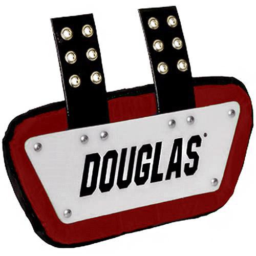 Douglas Custom Pro CP Series Removable Football Back Plate.