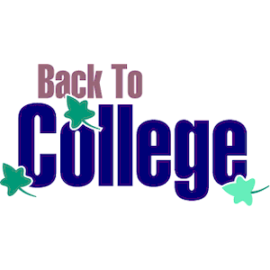 Back to College 2 clipart, cliparts of Back to College 2.