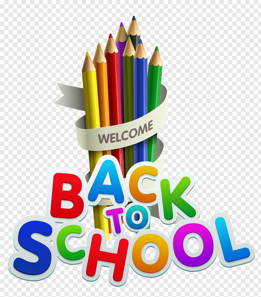 Back to School Decor, welcome back to school pencils.