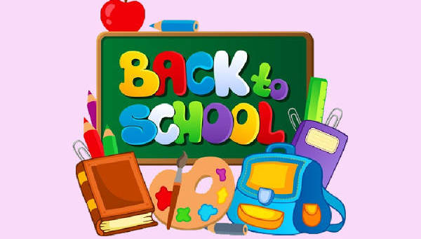 9+ Back to School Cliparts.