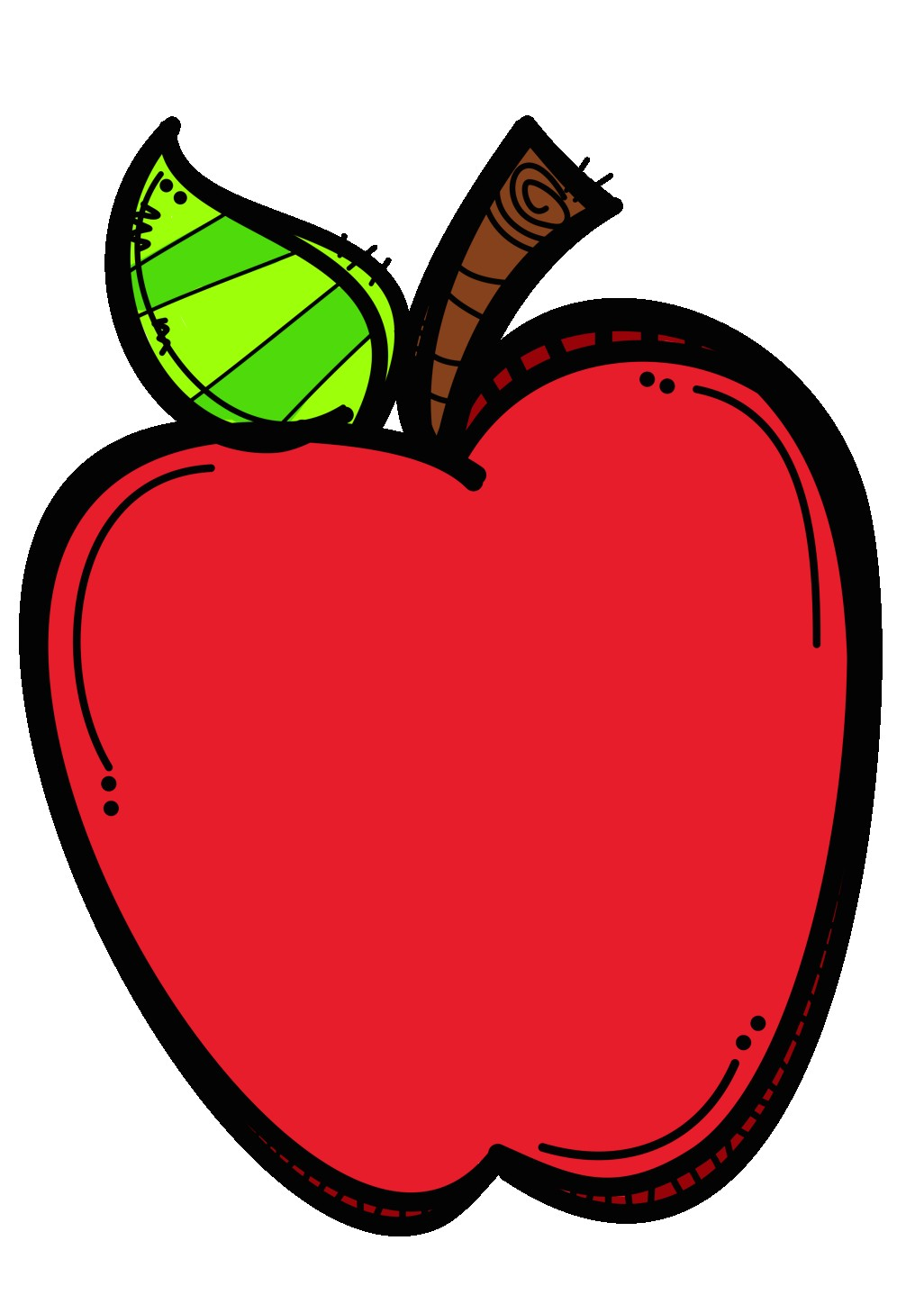 For Back To School Apple Clipart ZTXo5rdpc.