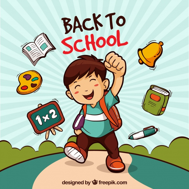 Back To School Vectors, Photos and PSD files.
