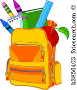 Backpack Clipart Royalty Free. 13,579 backpack clip art vector EPS.