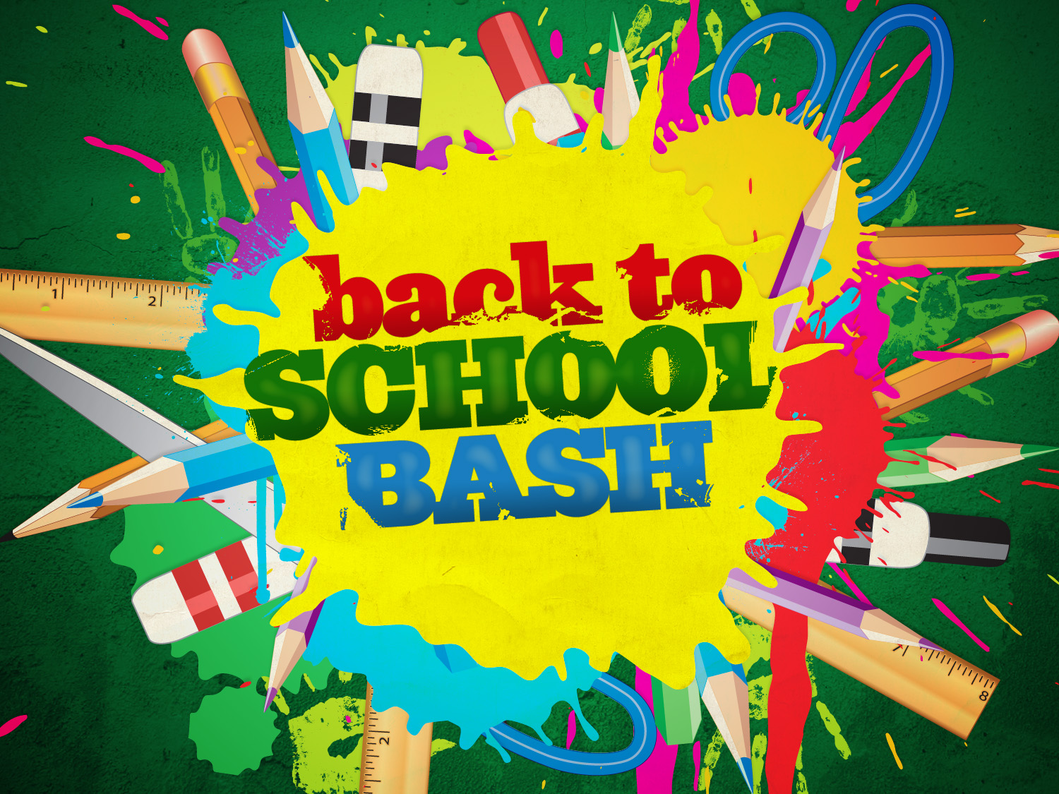 Back To School Bash — The Building.
