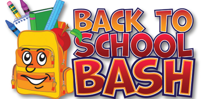 Back 2 School Bash.
