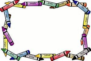 School Clipart Borders.