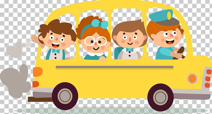 Bus Child Student Transport School PNG, Clipart, Area, Back.