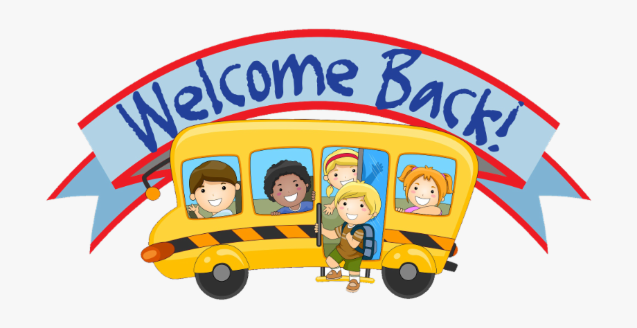 Welcome Back School Bus Drivers, Cliparts & Cartoons.