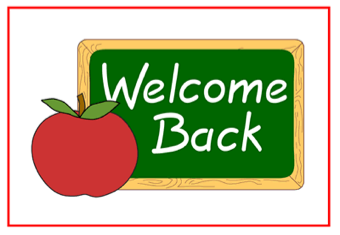 Back to school christian clipart.