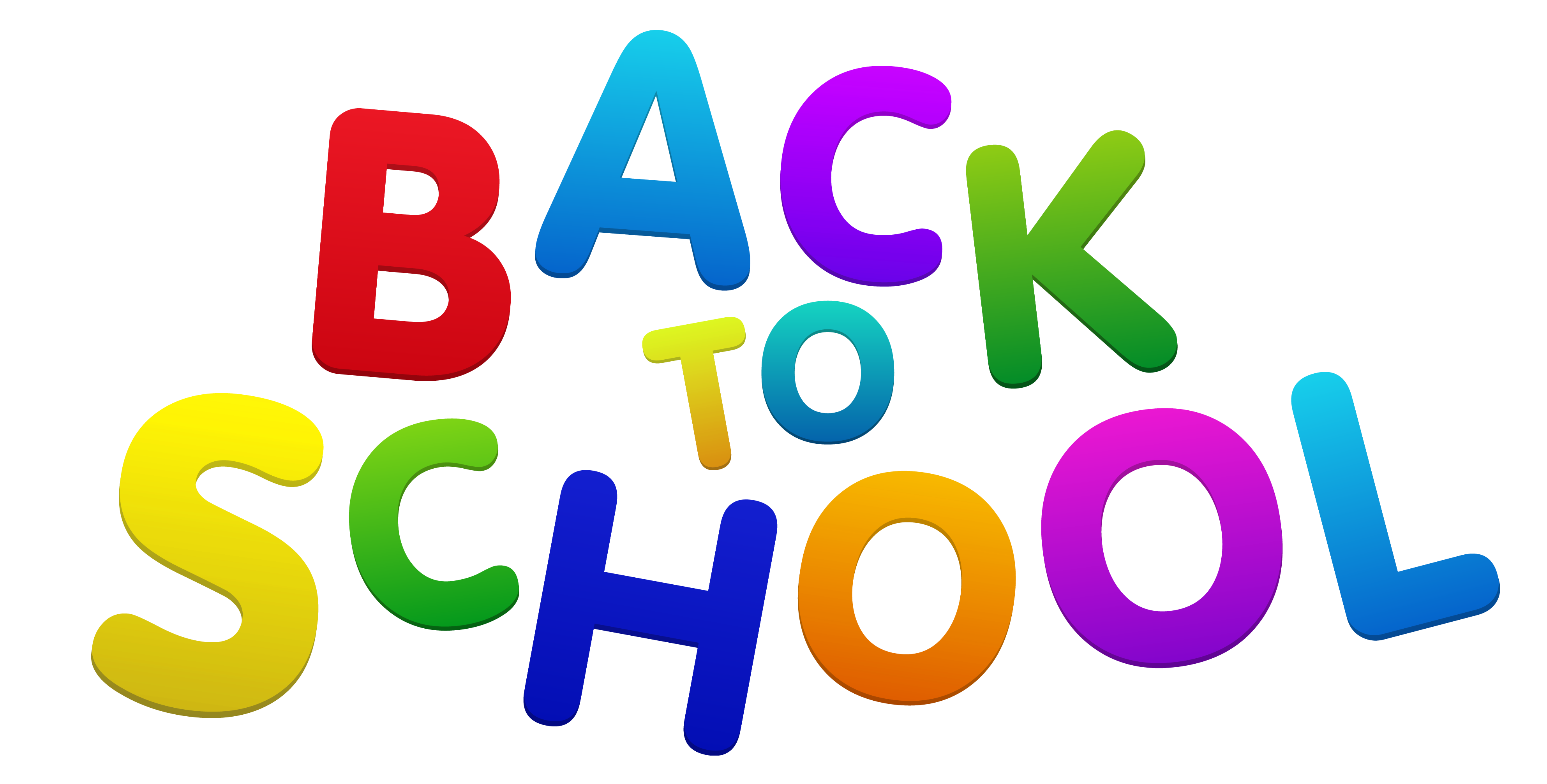 65 Free Back To School Clipart.