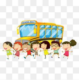 School Children Holding Hands, Children Clipart, School.