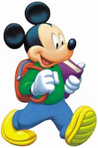 Disney School Clipart.