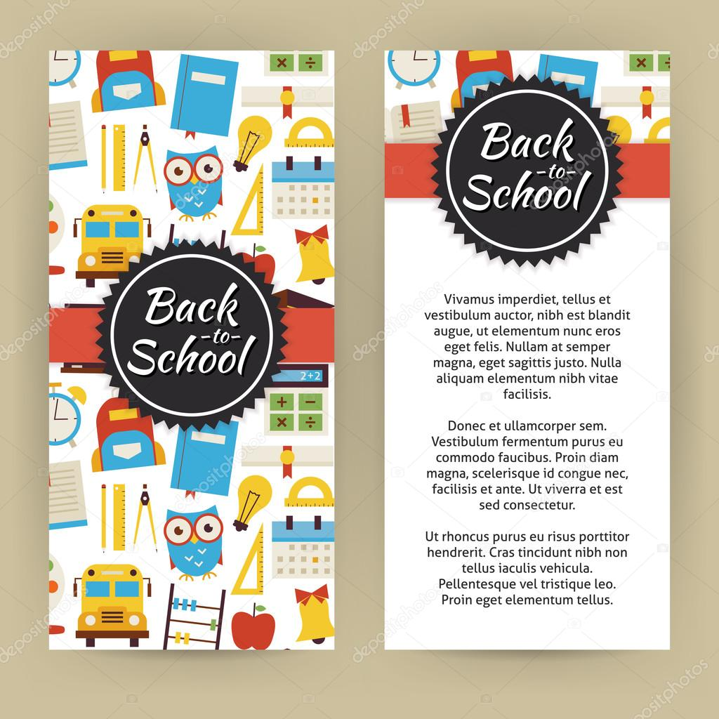 back to school clipart free postcard clipground. Black Bedroom Furniture Sets. Home Design Ideas