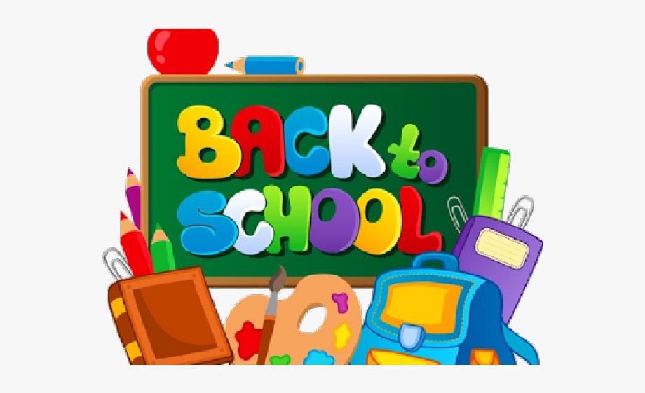 Back To School Clipart Png , Transparent Cartoon, Free.
