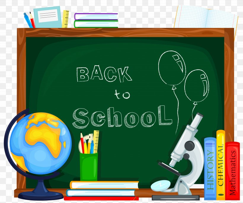 First Day Of School Student Clip Art, PNG, 5144x4294px.