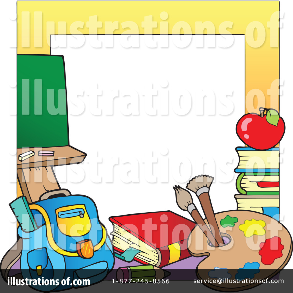 Back To School Clipart #1077544.