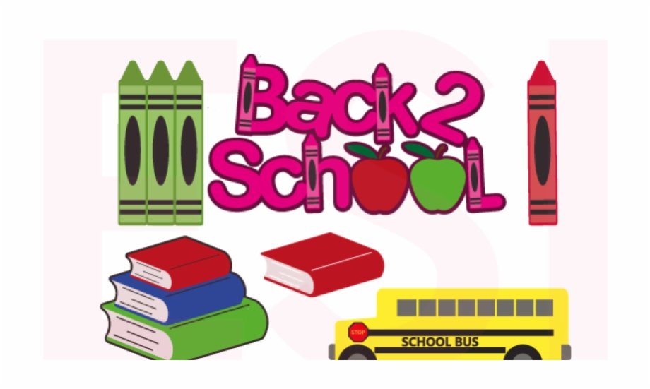 Back To School Designs Bundle.