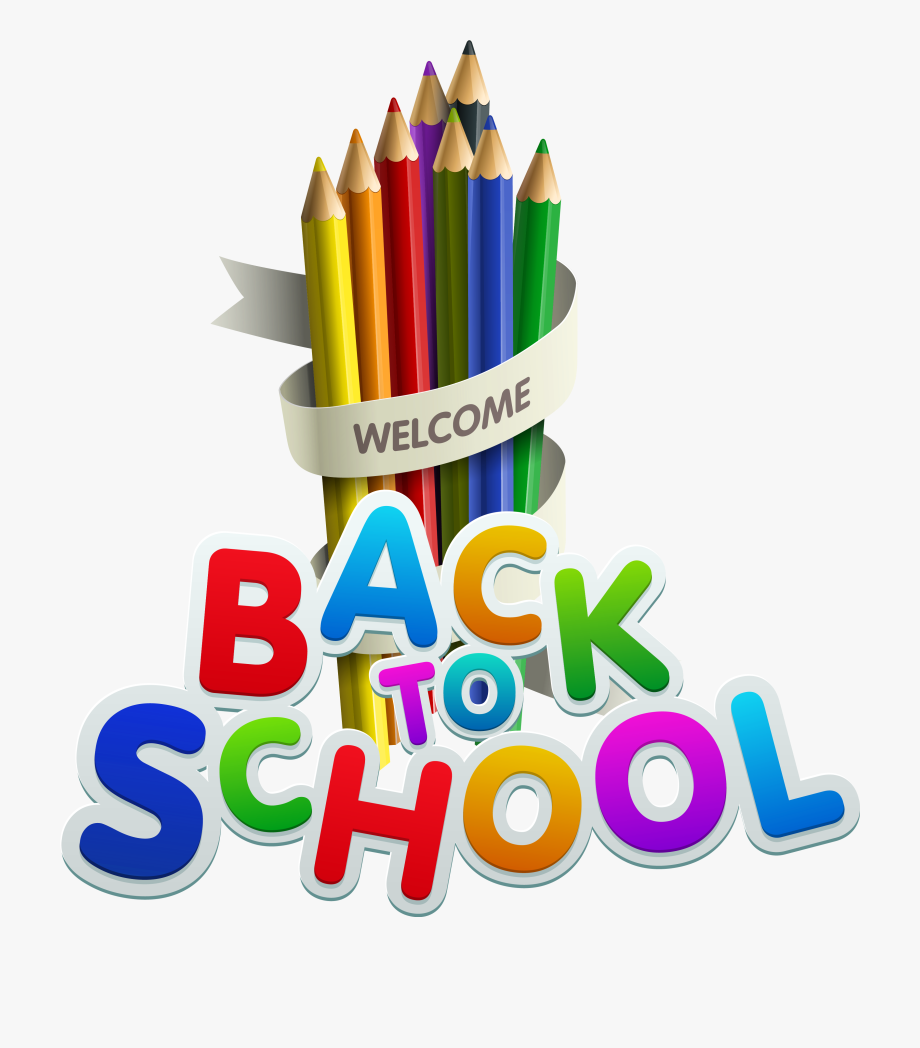 Back To School Clipart.