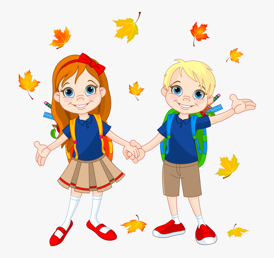 275,92kb Back To School Kids Clipart Png.