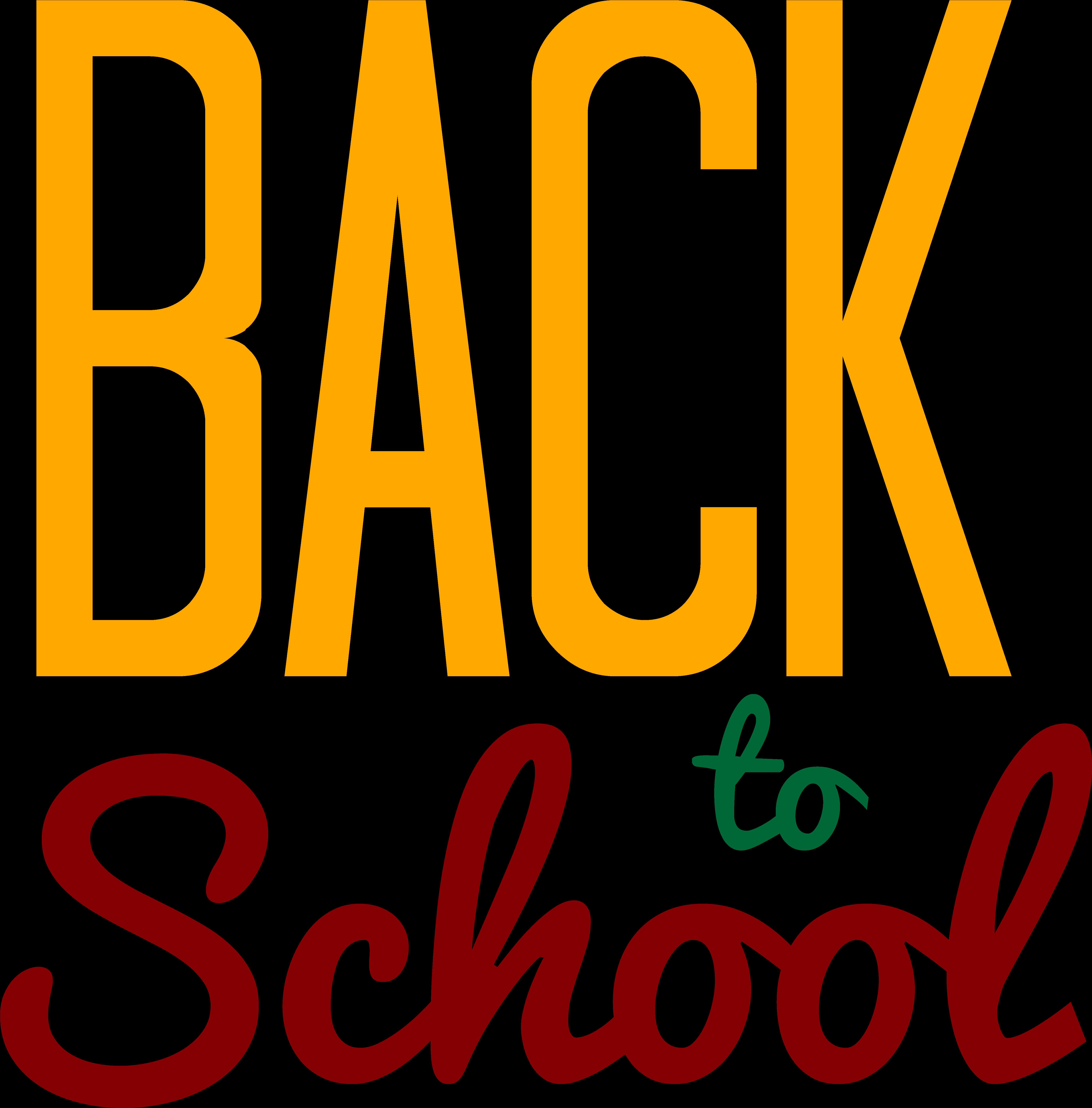 Back To School Logo Clip Art Clipart Best.