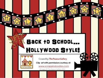 Back to SchoolHollywood Style!.