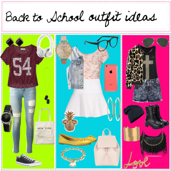 Back to school outfit ideas // Whitney.