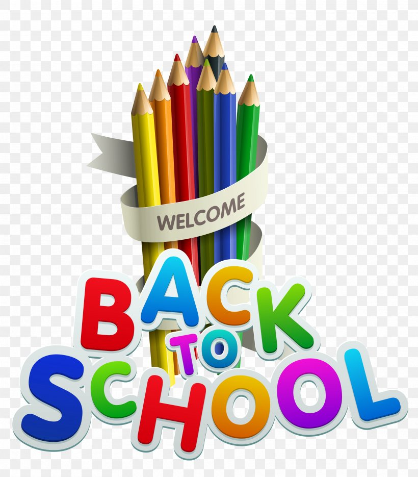 Back To School Transparent Decor, PNG, 3435x3917px, School.