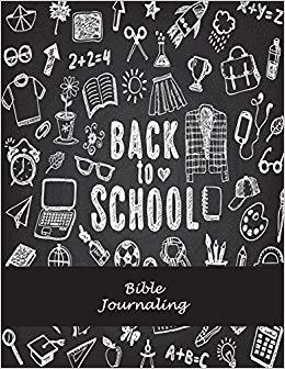 Amazon.com: Back To School: Bible Journaling: Prayer Log, A.
