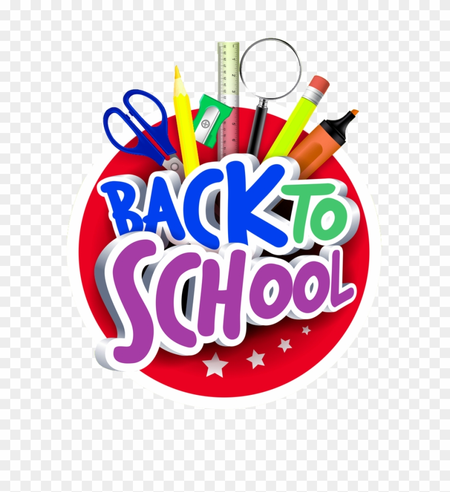 Back To School Png Image.