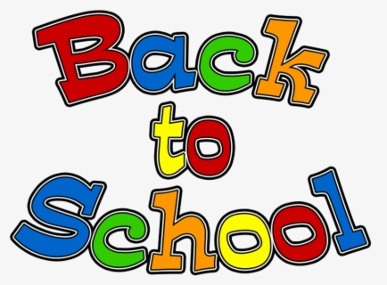 Free Back To School Night Clip Art with No Background.